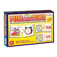 Creative's - Fun with Time