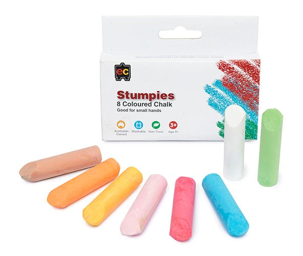 EC - Stumpies Chalk 8p