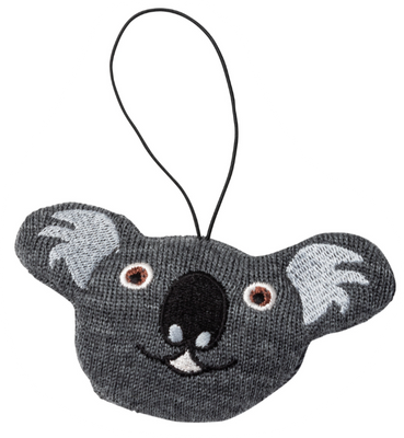 Devil Knits - Bag Tag Koala