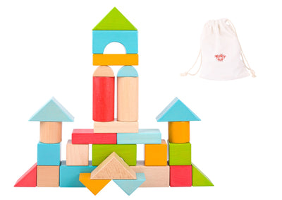 Tooky Toy - Jumbo Wooden Blocks