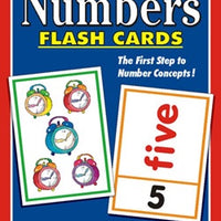 Creative's - Numbers Flash Cards