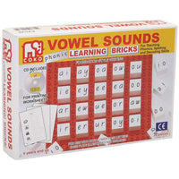 Coko - Learning Bricks Vowel Sounds 20p