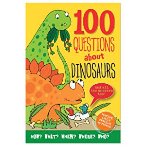 Peter Pauper - 100 Questions about Dinosaurs