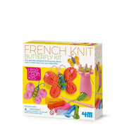 4M - French Knitting Butterfly Kit