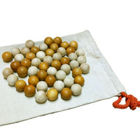 Qtoys - Wooden Balls Natural