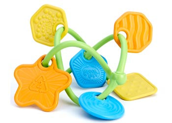 Green Toys - Twist Teether