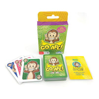 Outset - Go Ape! Card Game