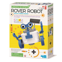 4M - Green Science Rover Robot