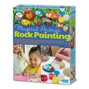 4M - Magical Animal Rock Painting