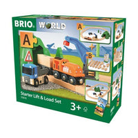 BRIO - Starter Lift & Load Set
