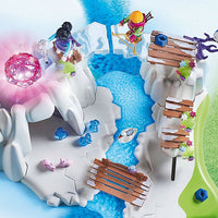 Playmobil - Crystal Diamond Hideout