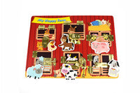 Kaper Kidz - Latches Puzzle My Happy Farm