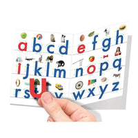 Junior Learning - Multi-stick Sandpaper Letters
