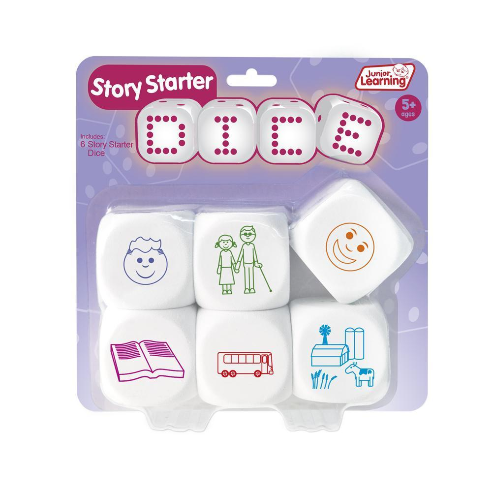 Junior Learning - Story Starter Dice