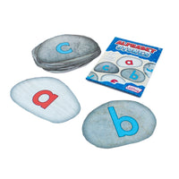 Junior Learning - Alphabet Stones Floor Stickers