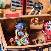 Playmobil - Skull Pirate Ship