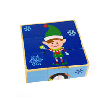 Tooky Toy - Block Puzzle Christmas