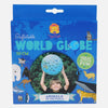 Tiger Tribe - Inflatable World Globe Animals