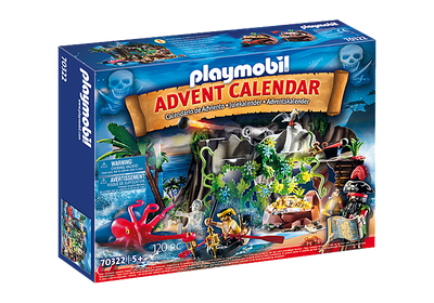 Playmobil - Advent Calendar Pirates
