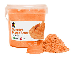 EC - Sensory Magic Sand 1kg Orange
