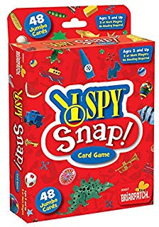 Briarpatch - I Spy Snap Card Game