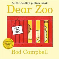 Dear Zoo Lift-the-Flap