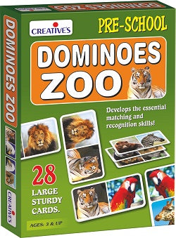 Creative's - Dominoes Zoo