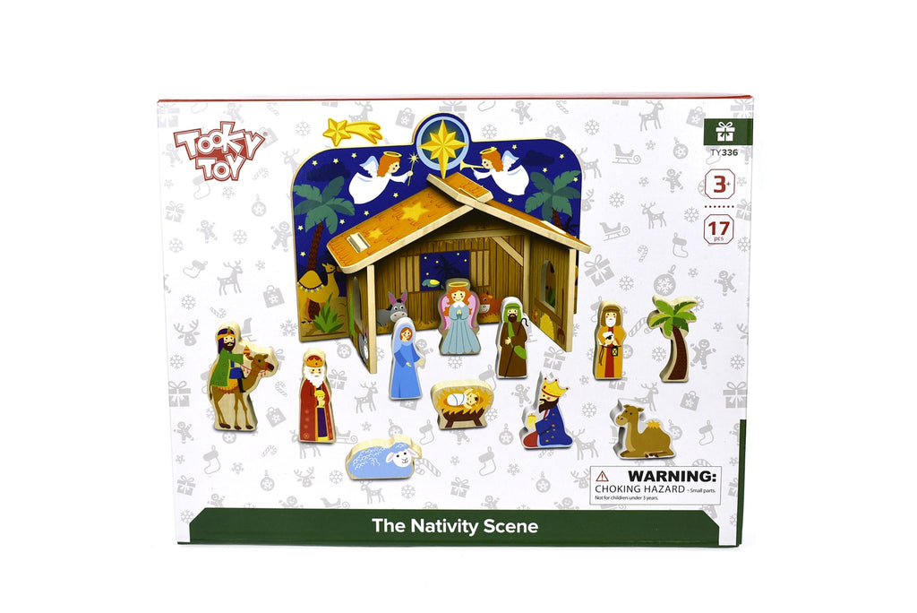 Tooky Toy - Nativity Scene