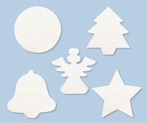 Cotton Christmas Decoration 60p