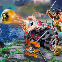 Playmobil - Pirate with Cannon