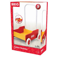 BRIO - Toddler Wobbler Cart