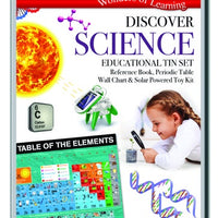 Wonders of Learning - Discover Science Tin Set
