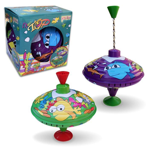Tintoys - Metal Spinning Top