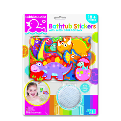 4M - Bathtub Stickers Dinosaurs