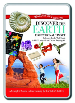 Wonders of Learning - Discover the Earth Tin Set