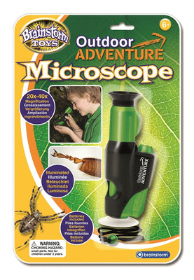 Brainstorm Toys - Outdoor Adventure Microscope