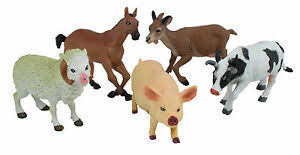 Wild Republic - Farm Animals Collection