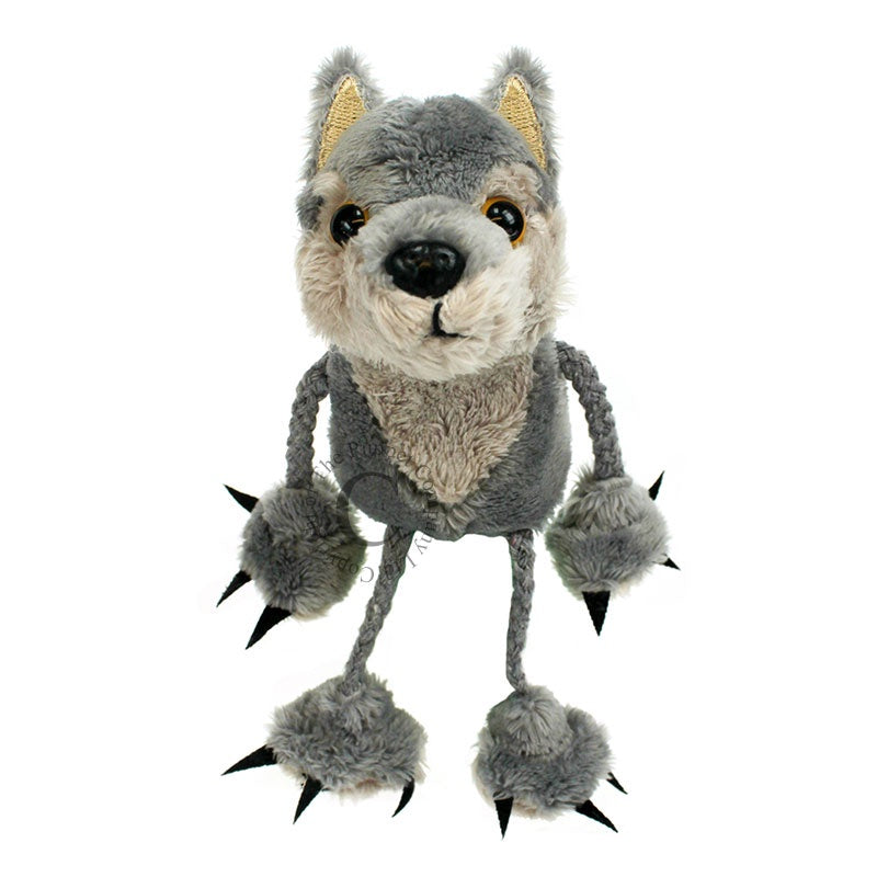 The Puppet Company - Wolf Finger Puppet