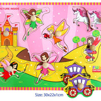 Fun Factory - Peg Puzzle Fairy
