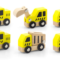 Viga - Construction Vehicle Set