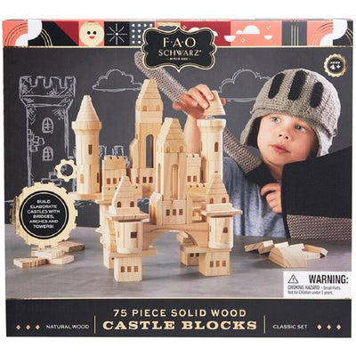 FAO Schwarz - Castle Blocks
