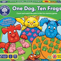 Orchard - One Dog, Ten Frogs