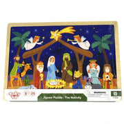 Tooky Toy - Christmas Nativity Jigsaw Puzzle