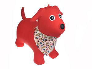 Bounce Rider Red Dog