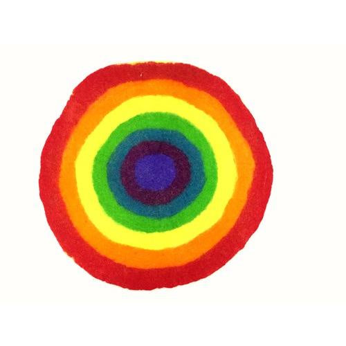Himalayan Journey - Felt Rainbow Play Mat