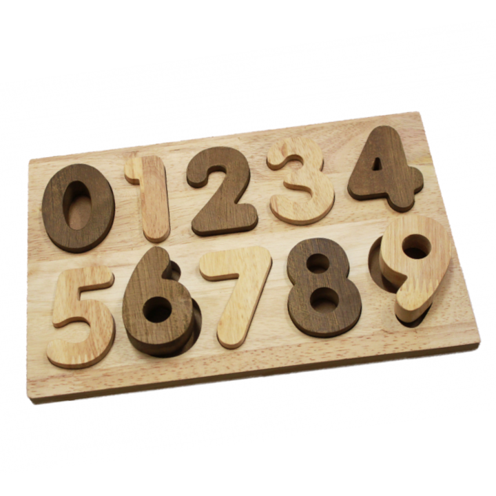 Qtoys - Number Puzzle Natural