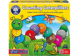 Orchard - Counting Caterpillars