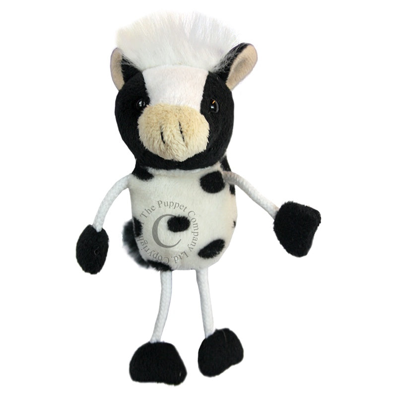 The Puppet Company - Cow Finger Puppet
