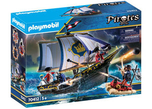 Playmobil - Redcoat Caravel