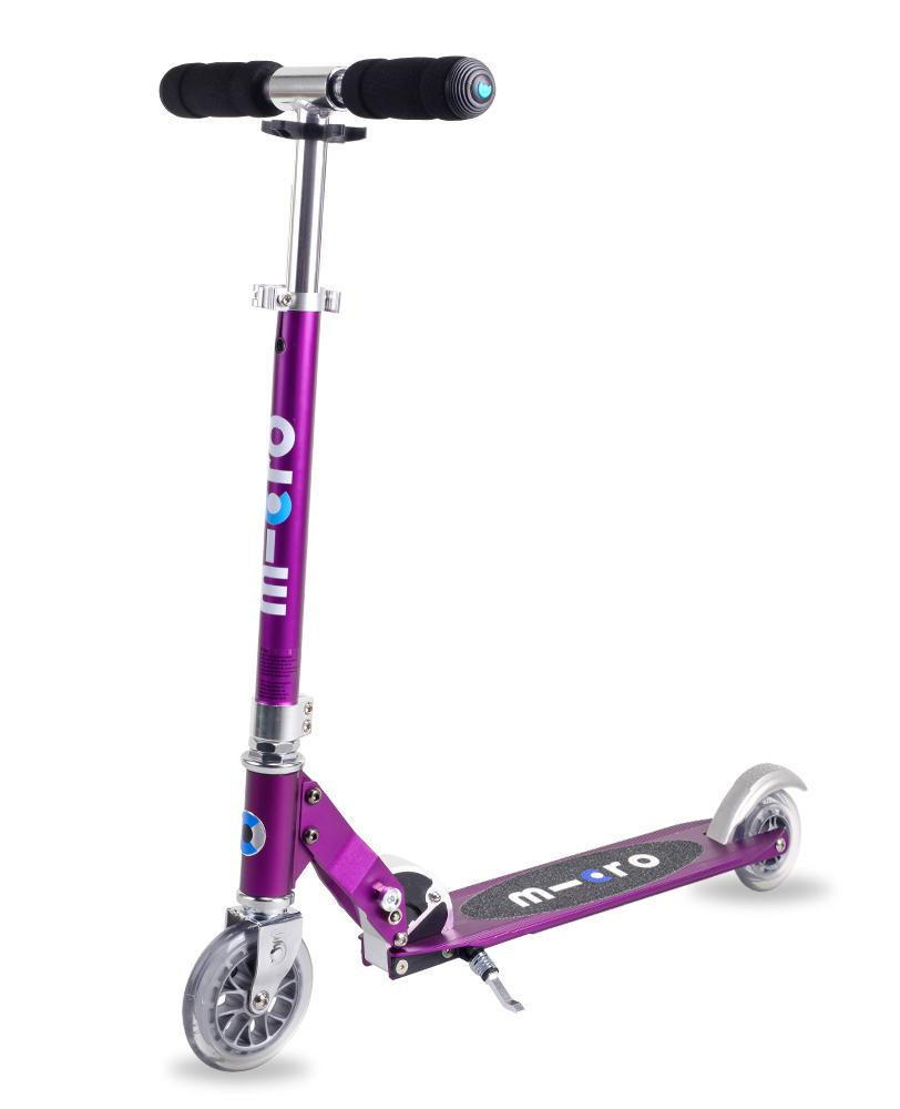 Micro Scooters - Micro Sprite 2 Wheel Scooter Purple